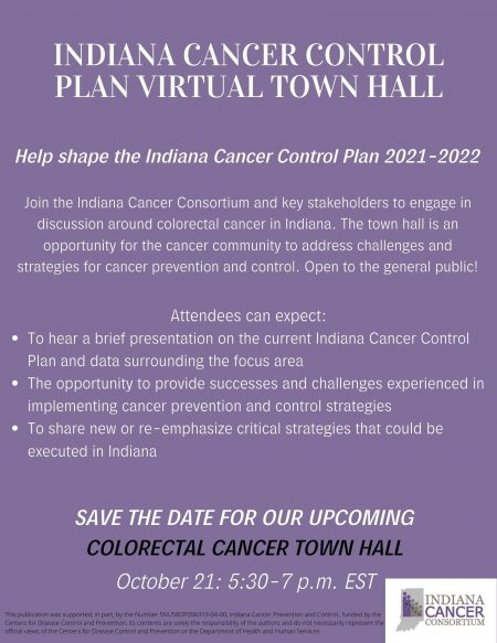 Colorectal Cancer Town Hall